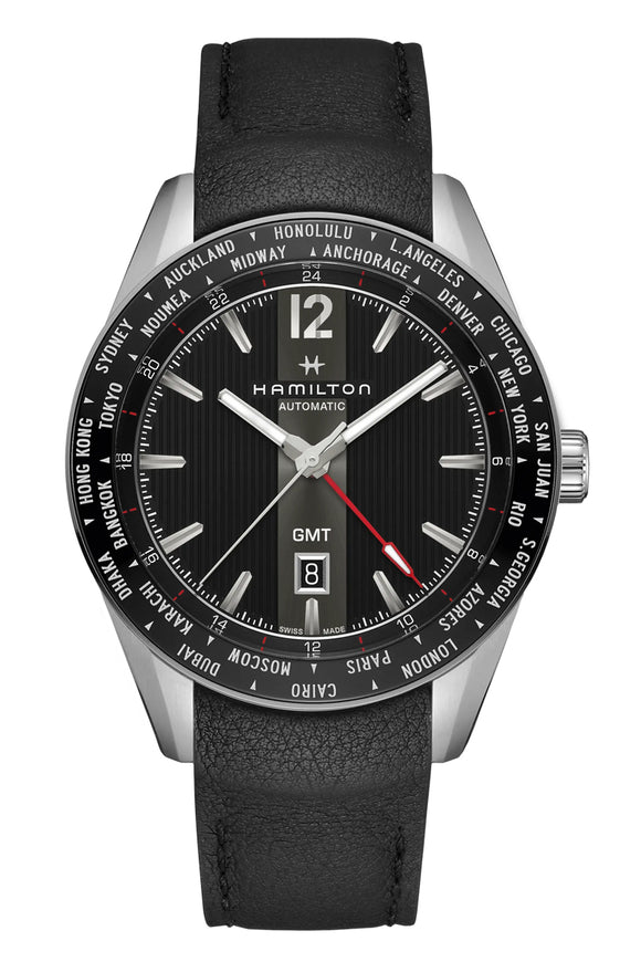 Hamilton Broadway GMT 46mm Limited Edition H43725731 (Deposit)