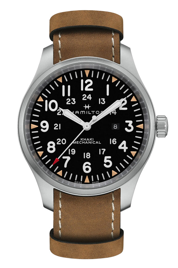Hamilton Khaki Field Mechanical 50mm H69819530 (Deposit)
