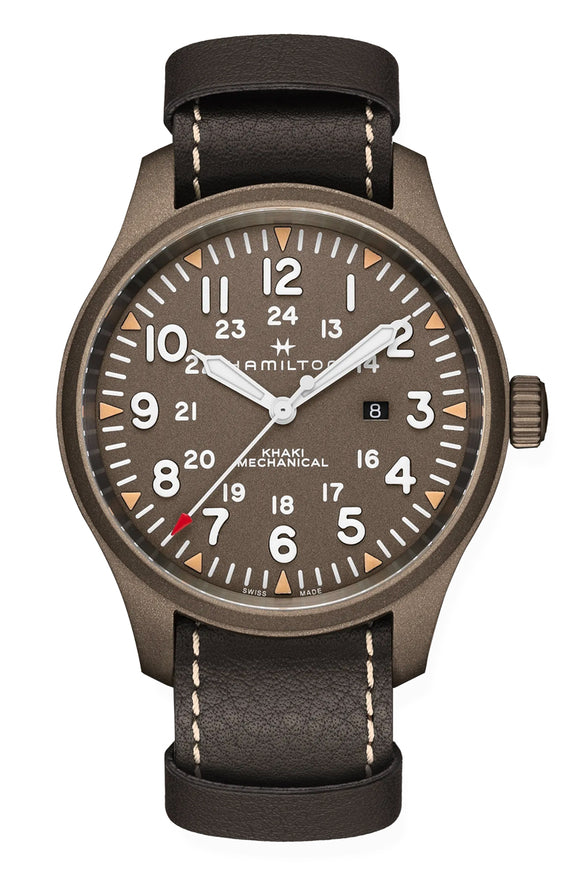 Hamilton Khaki Field Mechanical 50mm H69829560 (Deposit)