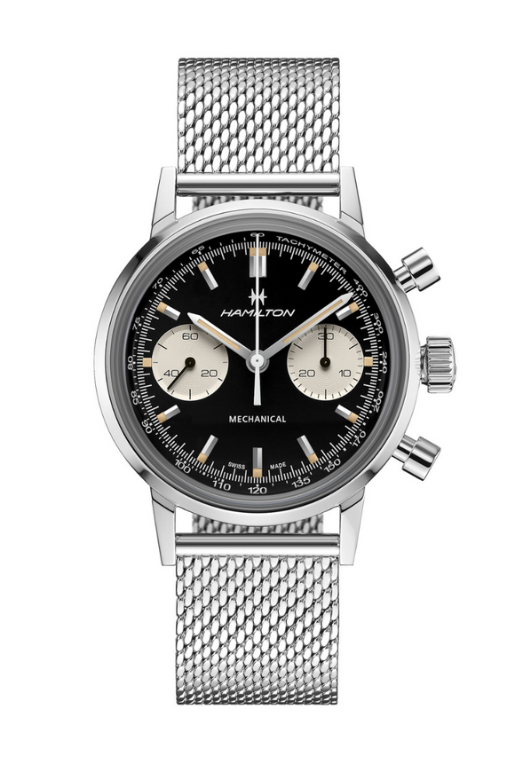 Hamilton Intra-Matic Chronograph H H38429130
