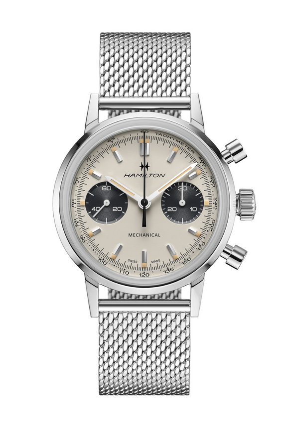 Hamilton Intra-Matic Chronograph H H38429110