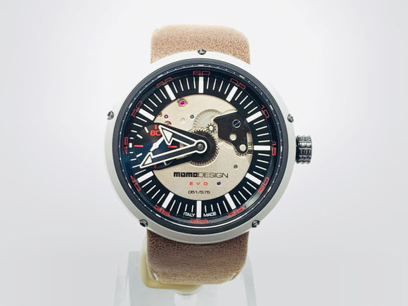 Momo Design Evo Meccanico Limited Edition Watch MD1010BS-42