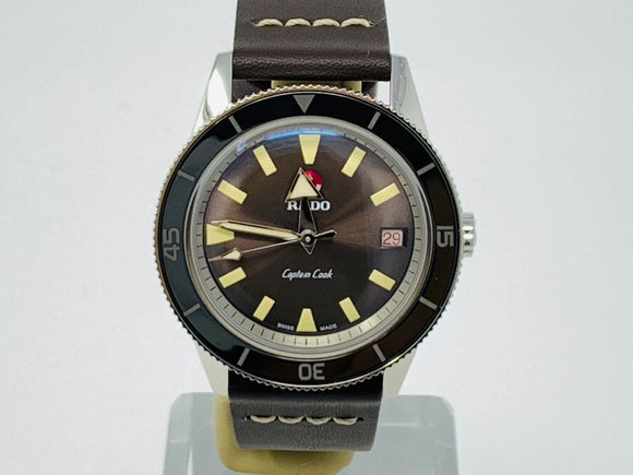 Rado HyperChrome Captain Cook Limited Edition Watch R32500305