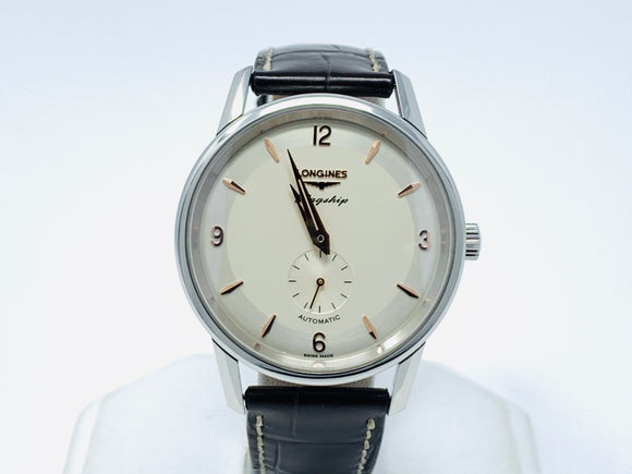 Longines Flagship Heritage 60th Anniversary Limited Edition Watch L4.817.4.76.2