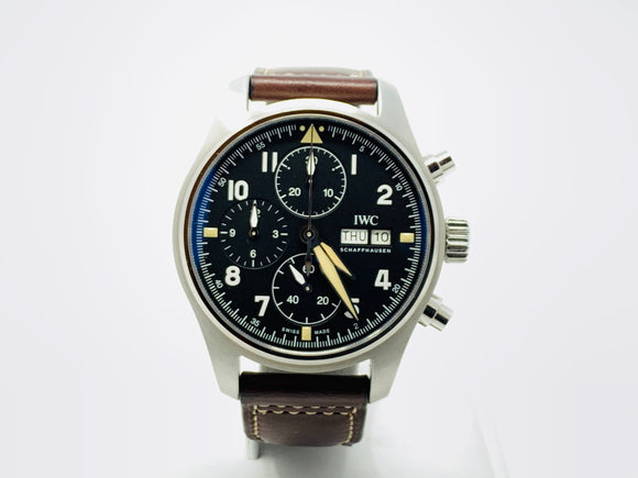 IWC Pilot's Chronograph Spitfire Watch IW387903