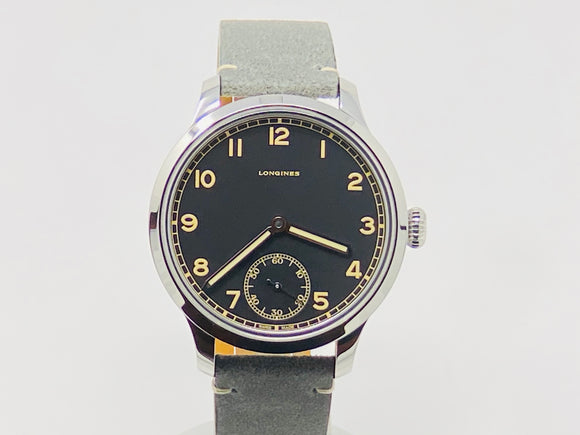 Longines Heritage Military 1938 Limited Edition Watch L2.826.4.53.2