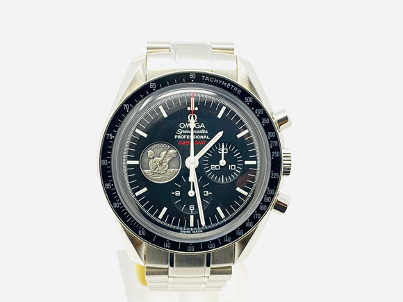 Omega Speedmaster Professional 40th Anniversary Apollo 11 Limited Edition Watch 311.30.42.30.01.002