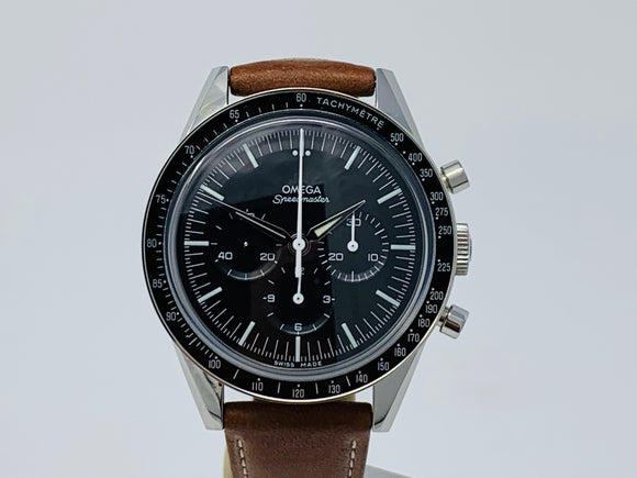 Omega Speedmaster Moonwatch Chronograph 'First Omega in Space' Numbered Edition Watch 311.32.40.30.01.001