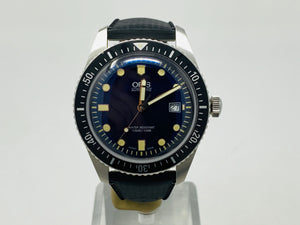 Oris Diver Sixty-Five Navy Blue Watch 01 733 7720 4055-07 5 21 02