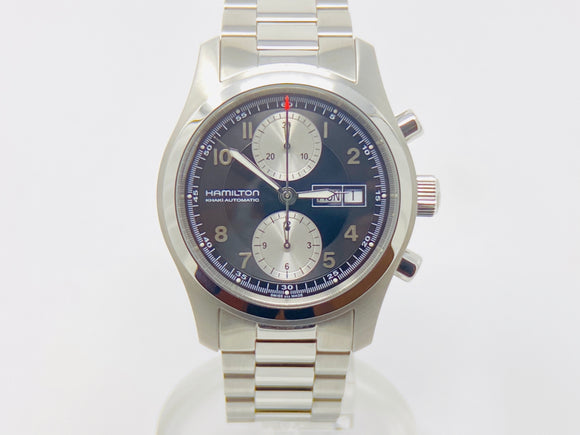 Hamilton Khaki Field Automatic Chronograph Watch H71566133