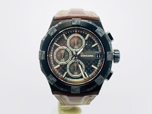 Concord C1 Automatic Chronograph Titanium Watch 0320311