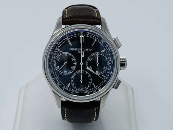Frederique Constant Manufacture Flyback Chronograph Watch FC-760X4H4/6