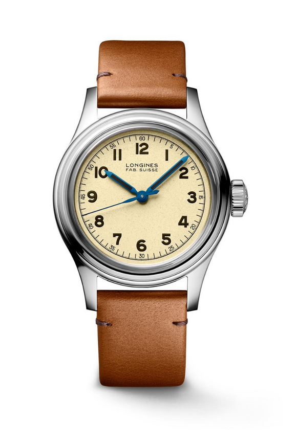 Longines Heritage Military Marine Nationale L2.833.4.93.2 (Deposit)