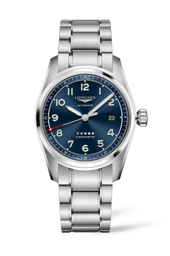 Longines Spirit 40mm Automatic Chronometer Prestige Edition Box Set L3.810.4.93.9
