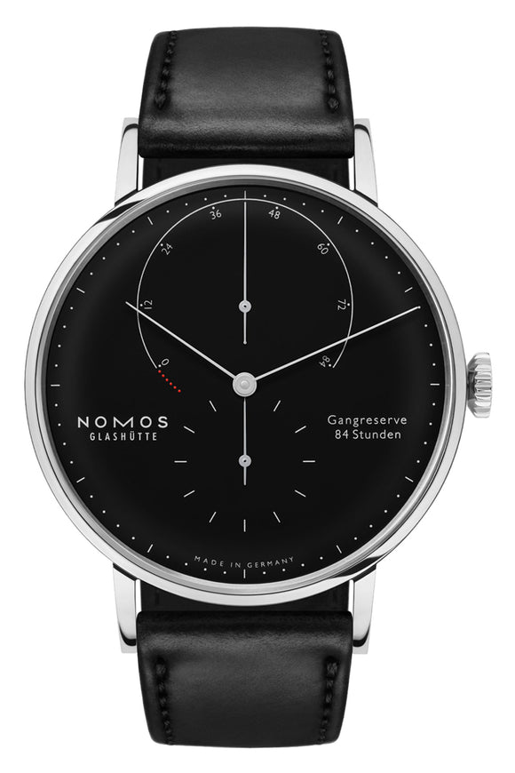 Nomos Glashütte Lambda Stainless Steel 175 Year Anniversary Limited Edition 960.S2
