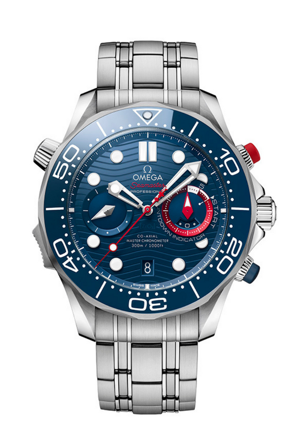 Omega Seamaster Diver 300M Chronograph America's Cup 210.30.44.51.03.002 (Deposit)