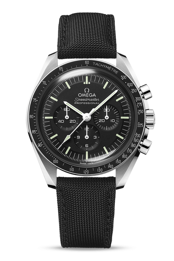 Omega Speedmaster Moonwatch Professional Master Chronometer Hesalite 310.32.42.50.01.001