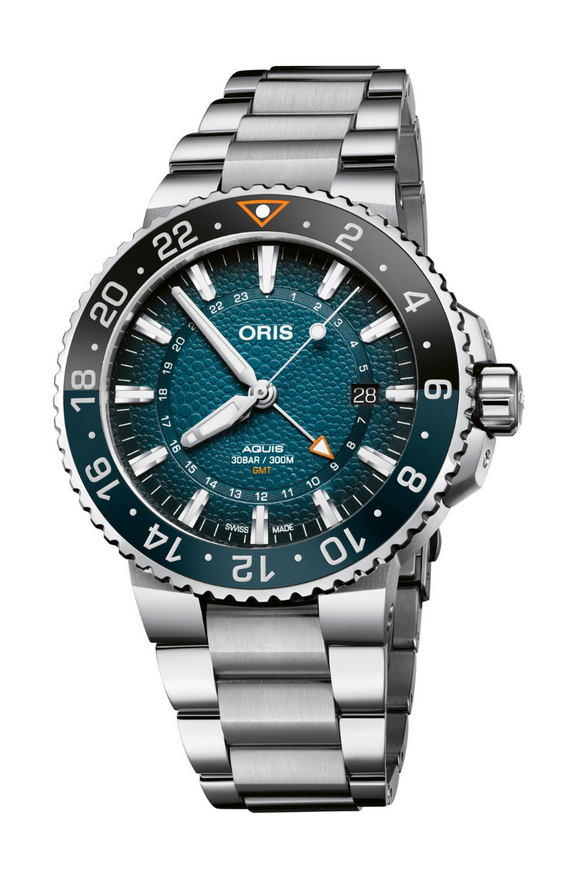 Oris Whale Shark Limited Edition Stainless Steel 01 798 7754 4175