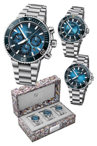 Oris  Ocean Trilogy Set