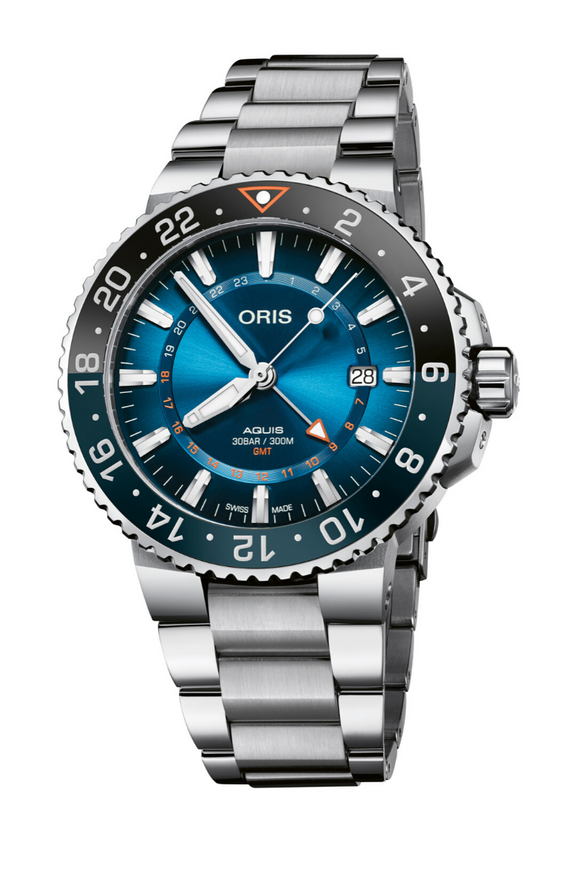 Oris Carysfort Reef Limited Edition Stainless Steel 01 798 7754 4185