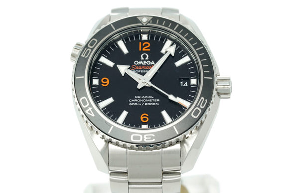 Omega Seamaster Planet Ocean Co-Axial 232.30.42.21.01.003