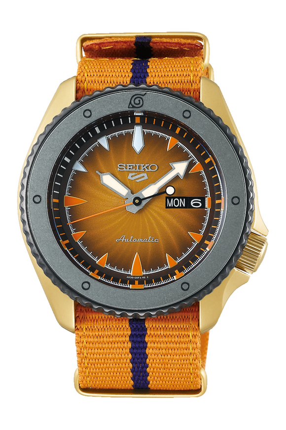 Seiko 5 Naruto Limited Edition SBSA092 Watch