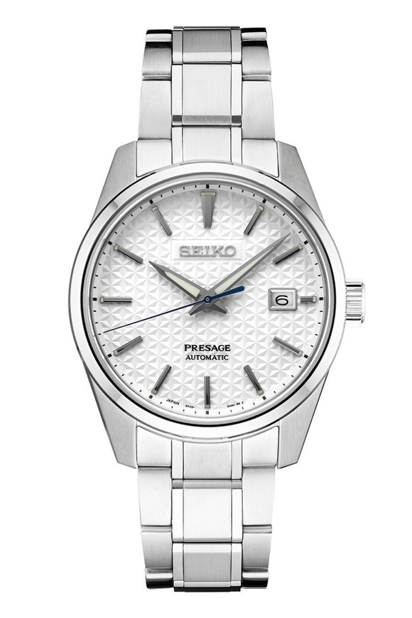 Seiko Presage SPB165 Sharp Edged Series