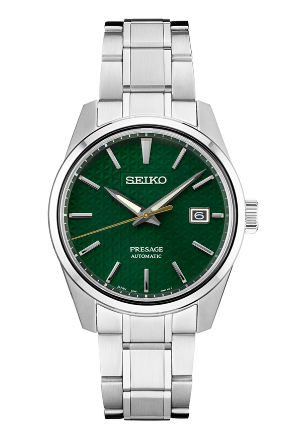 Seiko Presage SPB169 Sharp Edged Series