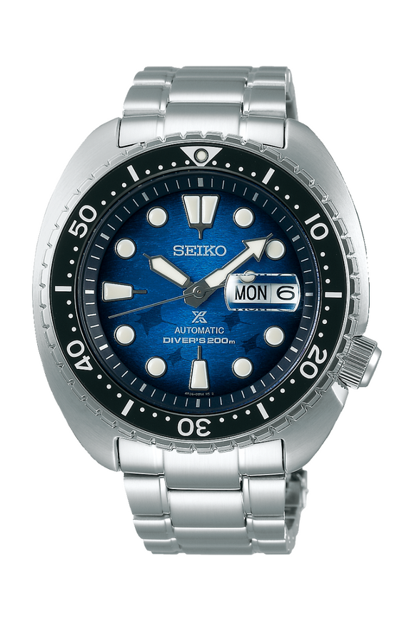 Seiko Prospex King Turtle Save the Ocean SRPE39
