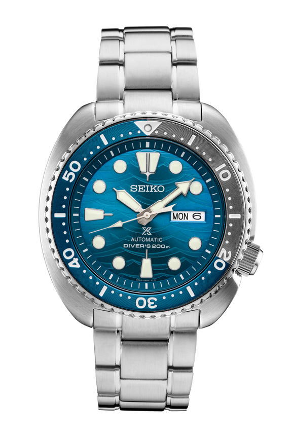 Seiko Prospex Turtle Save the Ocean SRPD21