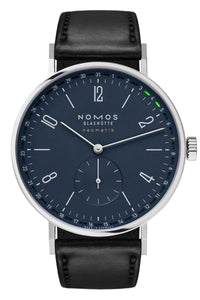 Nomos Glashütte Tangente 41 Update Midnight Blue 182 (Deposit)