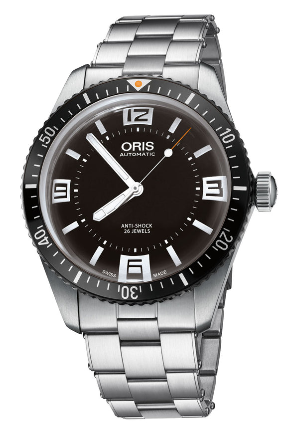 Oris Divers Sixty-Five 'Maxi' Topper Edition 733 7720 4034
