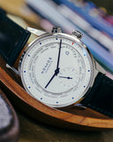 Nomos Glashütte Zurich Worldtimer Topper Edition
