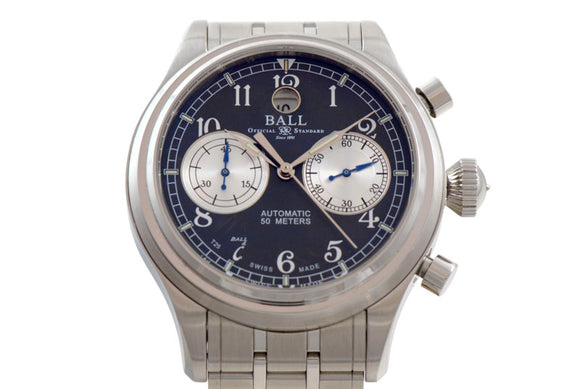 Ball Trainmaster Cannonball CM1052D-L2J-GY