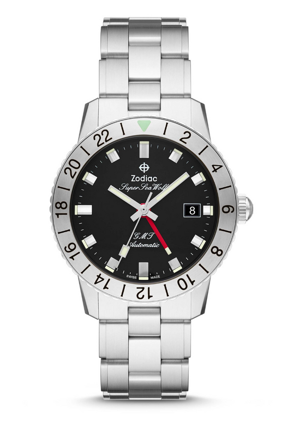 Zodiac Super Sea Wolf GMT ZO9405