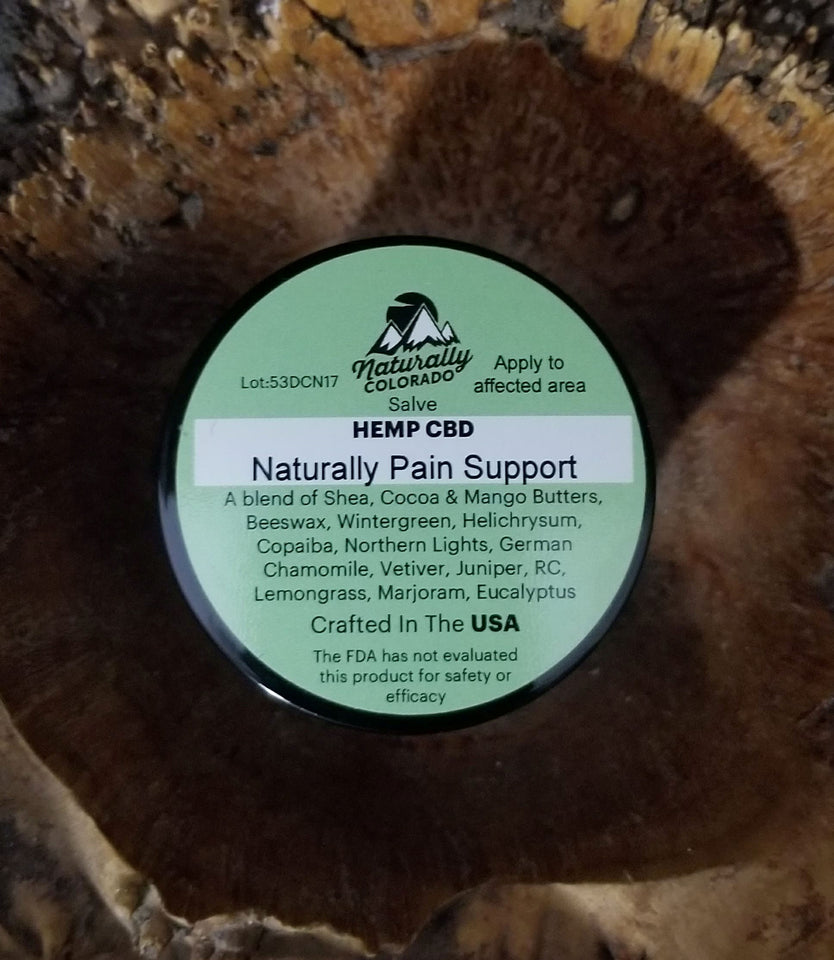 CBD Salves, CBDeodorants, CBD Body Butters & more. We have an answer for your topical needs.