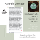 Naturally Pain Support, Deep Pain Relief