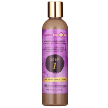 NATURALICIOUS Step 1: Moroccan Rhassoul 5-in-1 Clay Treatment (For Tight Curls + Coils)