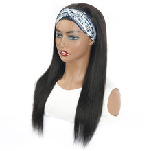 Straight Headband Wig |  Brazilian