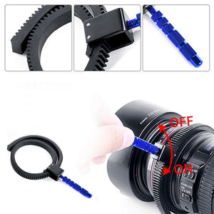 DSLR Follow Focus Ring Belt
