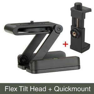 Flexi-Tilt Tripod Head