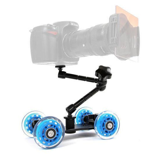 Dolly Slider + Magic Arm