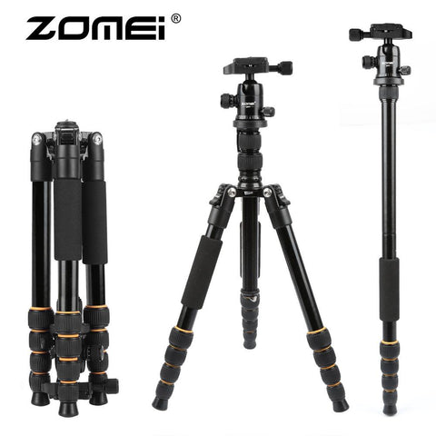 Professional Travel Camera Tripod & Monopod