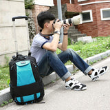Large Trolley Camera Backpack