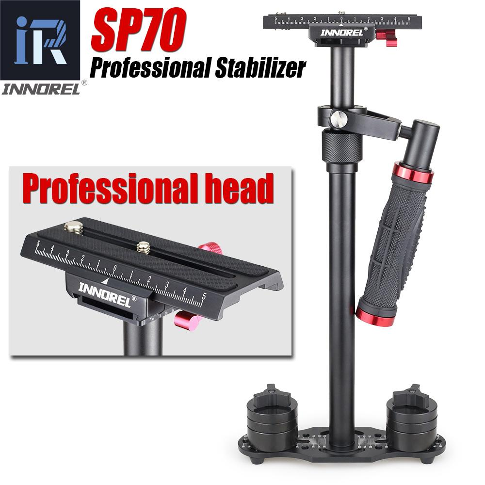 Pro Handheld Steadycam Stabilizer for DSLR/Camera