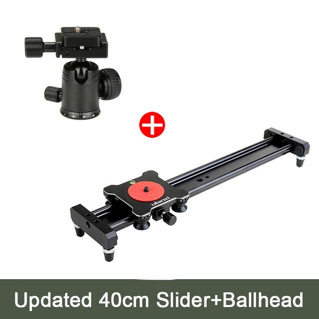 Professional Pan Track Slider