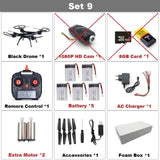 Quadcopter Drone With 5MP 1080P HD Camera