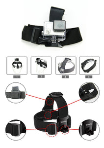8 in 1 Action Camera Accessory Kit