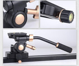 3-Way Fluid Head  Tripod Head
