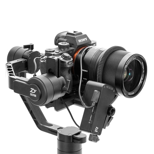 Crane 2 DSLR Gimbal with Follow Focus